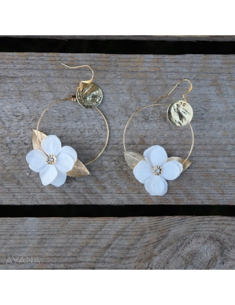 """""""Lilie"""" Earrings"""