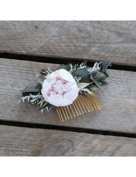 Petit-peigne-en-fleurs-stabilisees-eglantine