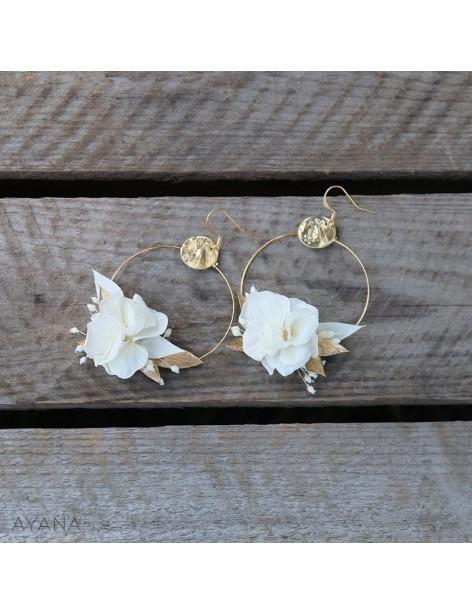 """""""Gwenaëlle"""" Earrings"""