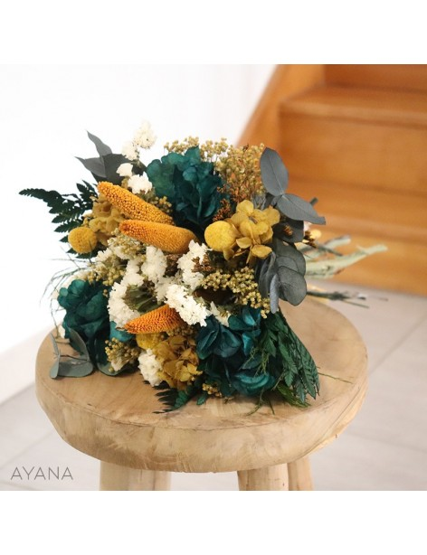 """La Havane"" Decorative Bouquet"