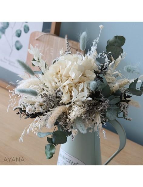 Bouquet en fleurs gordes taille L