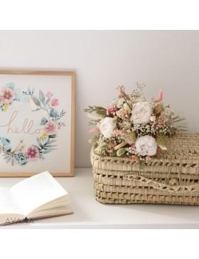 Bouquet Aix en Provence fleurs stabilisees
