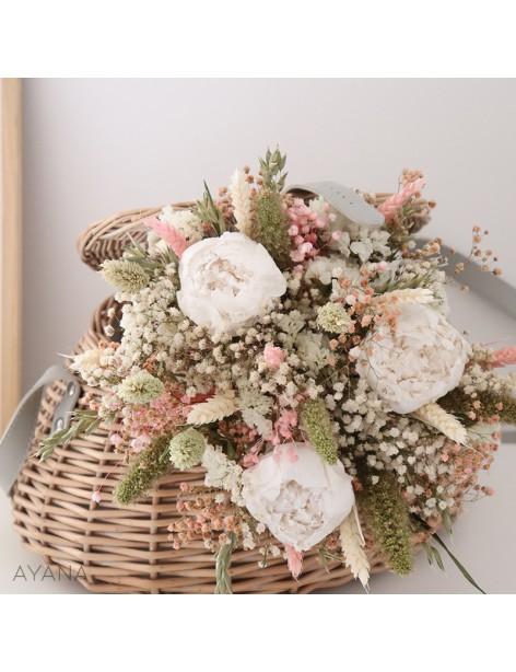 Bouquet Aix en Provence fleurs eternelles