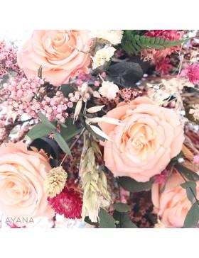 Bouquet Aubagne fleurs eternelles