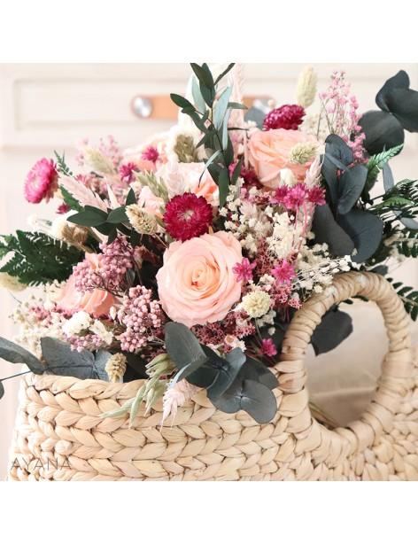 Bouquet Aubagne en fleurs