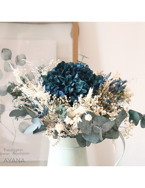 Bouquet Saint Malo fleurs eternelles