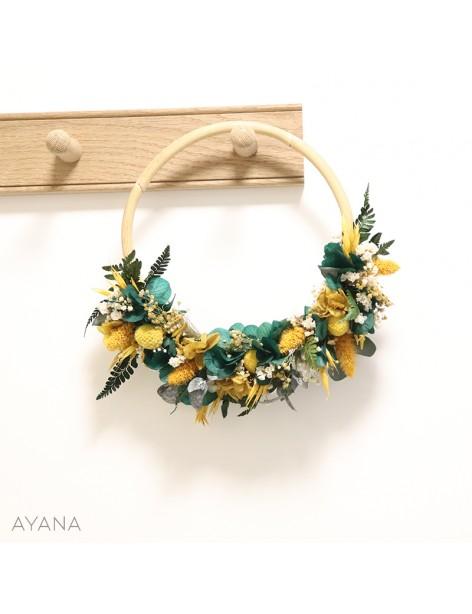 """Tropico Green"" Wall Crown"