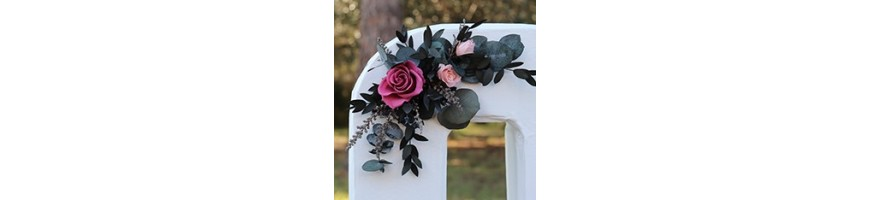 Decorations to stick - Preserved and dried flowers - AYANA Floral Design