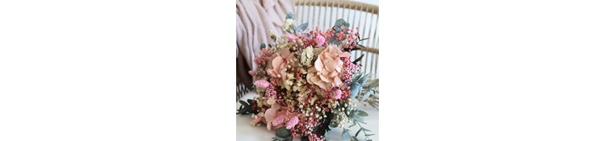 Flowers bouquets - Preserved and dried flowers - AYANA Floral Design