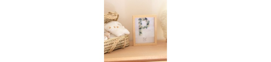 Preserved and dried flowers for frame - AYANA Floral Design