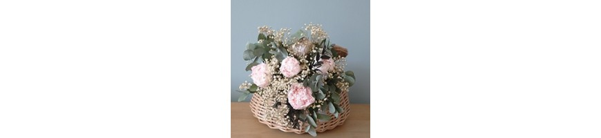Floral decoration - Preserved and dried flowers - AYANA Floral Design
