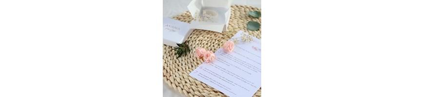 Kits créatifs DIY - Fleurs stabilisées et séchées - AYANA Floral Design