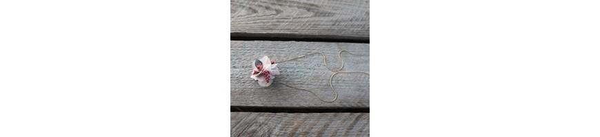 Colliers de mariée - AYANA Floral Design