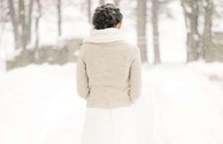 Dare the winter wedding for an original and warm experience