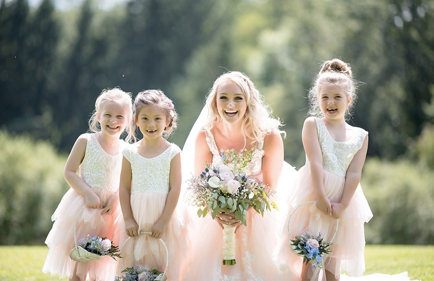 Les secrets d'un mariage Kid-friendly