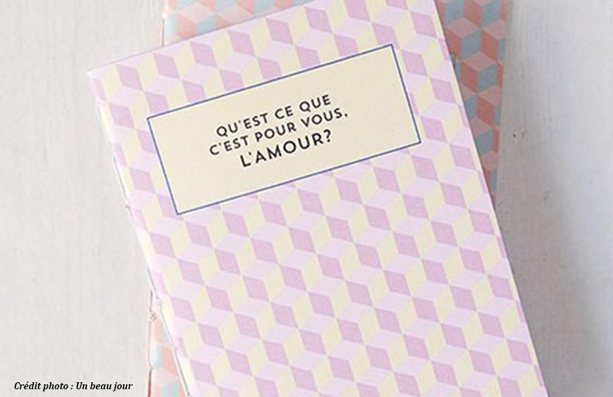 Create an original and useful wedding guest book